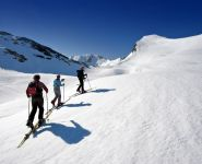 Ski touring in Altenmarkt