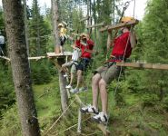 Aerial Rope Course