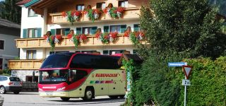 Coach trips and Group travel in Salzburgerland